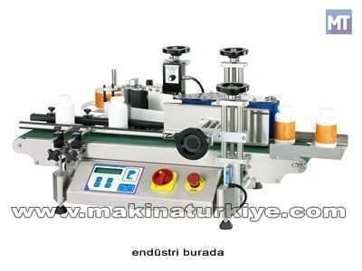 Şişe Etiketleme Makinası ( 2000 Ad/Saat )