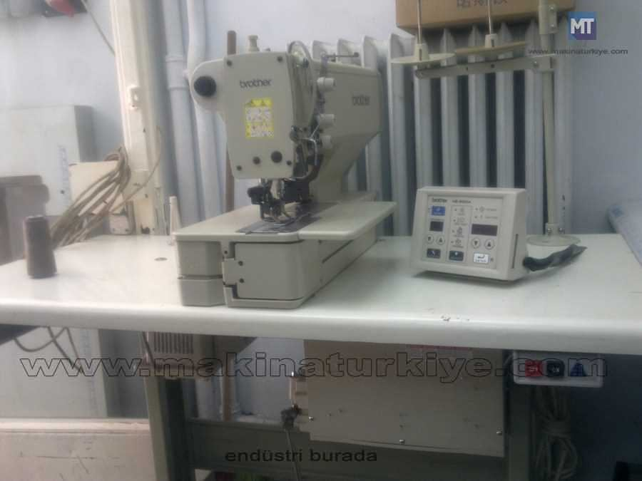 Brother Elektronik İlik He-800a-02