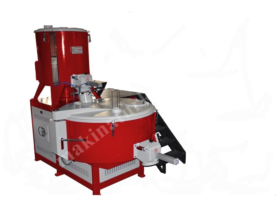 Pvc Mikser Makinası ( 60 Kg )