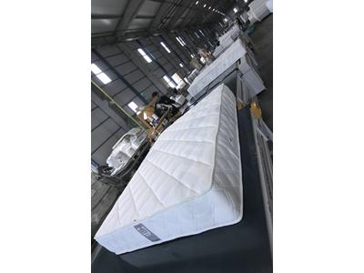 Hotmelt Tutkallama Makinaları - Yatak Üretim Hattı