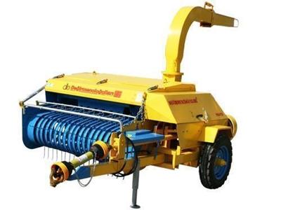 Saman Balya Makinası - Sap Toplamalı