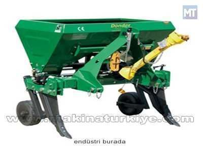 Toprak Altı Derin Gübreleme Makinası