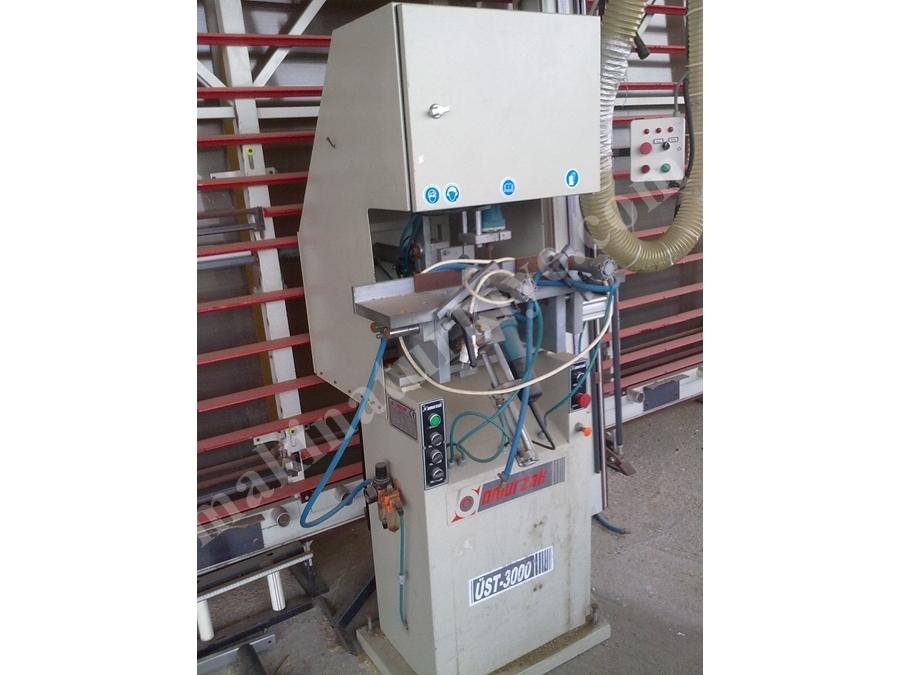 Pvc Profil Ve Alüminyum İşleme Makinesi  Acilllll Satılık Takas Olur