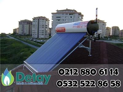 Sunmax Güneş Enerji ile Ev Isıtma Sistemi