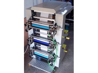 3 Renk Flexo Baskı Makinası