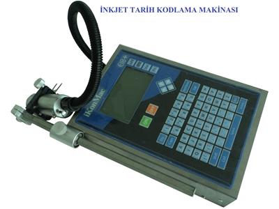 İkonmac E 18 Plus İnkjet Kodlama Makinası