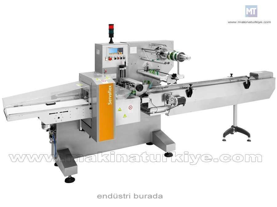 Ekmek Paketleme Makinesi