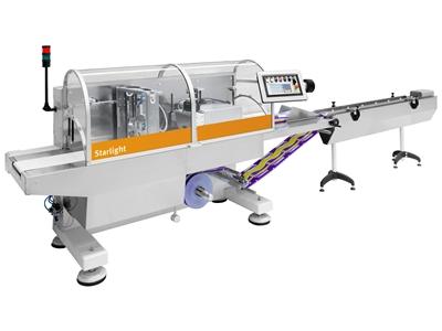 Yatay Paketleme Makinası ( 200 Paket/Dak )