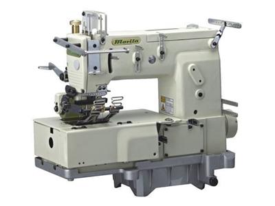 Gipe Lastik Makinası 12 İğne
