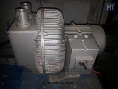 Vakum Motoru 1,5 Kw