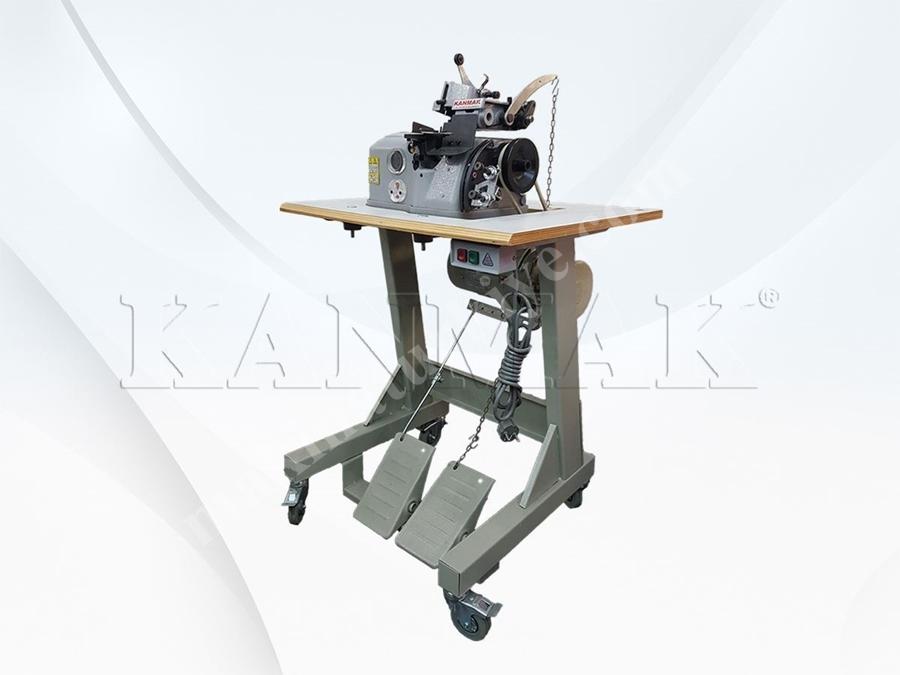 Halı Kenarı Overlok Makinası  Kanmak KM 2500