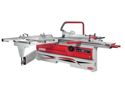 Mızrak Yatar Daire Makinesi MZK 3200
