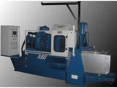Sıcak Kamara Metal Enjeksiyon Makinası