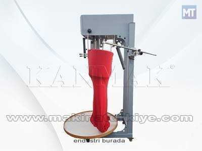Otomatik Tüp Biye Kesme Makinası Dikey Model Kanmak Km-1700