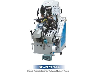 Ayakkabı Ön Monte Makinesi  Sincere Pioneer  SPN737MA