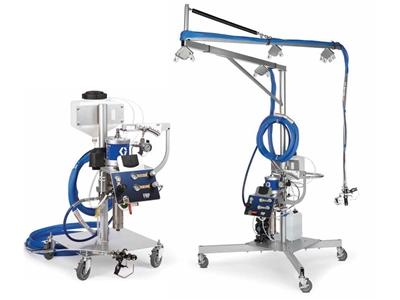 Cam Elyaf Püskürtme Makinası