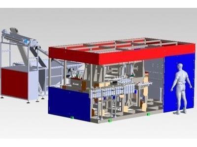Su Şişesi Şişirme Makinesi ( 0,1-1,5 Litre Arası)