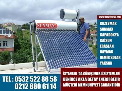 Güneş Enerji Sistemleri Yapan Firma)
