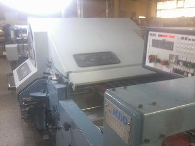 MBO K76/4KTL Kağıt Katlama Makinası 76*104 Cm