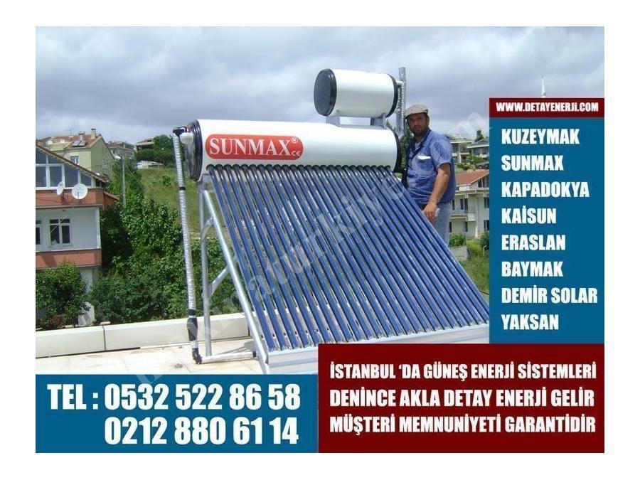 Ezinç Güneş Enerji Sistemleri İstanbul Bayii...!