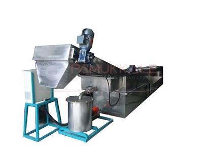 Mısır Cips Üretim Makinası