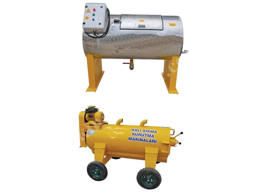 Yorgan Battaniye Yıkama Makinası