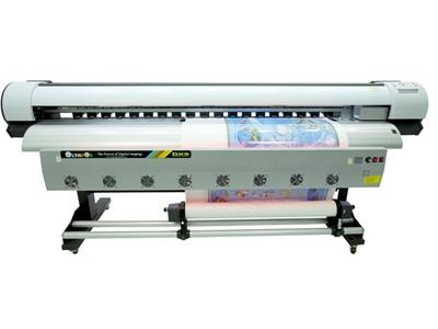 Eko Solvent Baskı Makinesi - Epson Dx 5