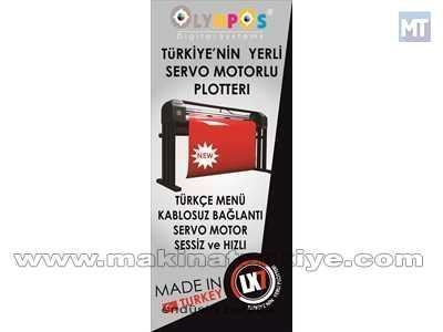 OLYMPOS LX7 PLOTTER KESİCİ