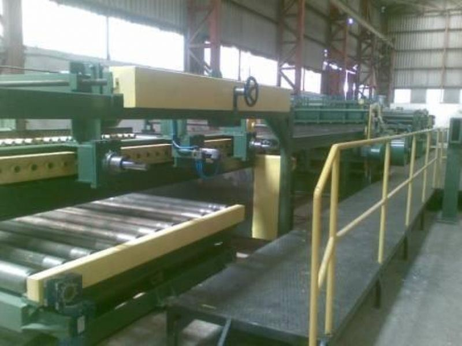 Rulo Sac Boy Kesme Makinası ( 450-1600 mm )