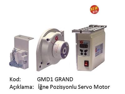 Overlok İçin Servo Motor