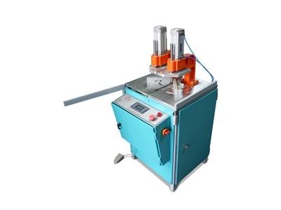 PVC Tek Köşe Kıl Kaynak Makinası 0,2 mm