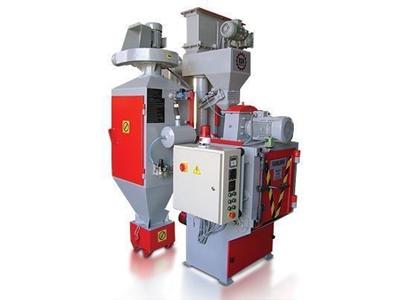 Tamburlu Kumlama Makinası - 100 Kg