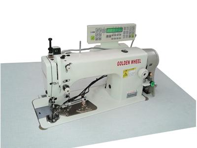 Elektronik Gömlek Etek Makinesi