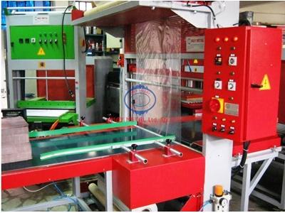 Önden Beslemeli  Tam Otomatik Shrink Makinesi
