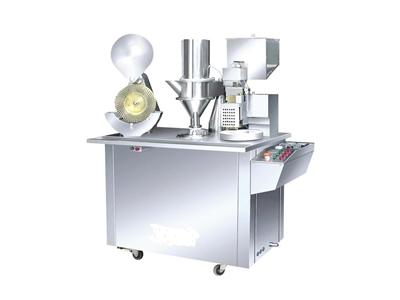 Yarı Otomatik Kapsül Dolum Makinası