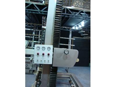 Cnc Cam Delme Makinası