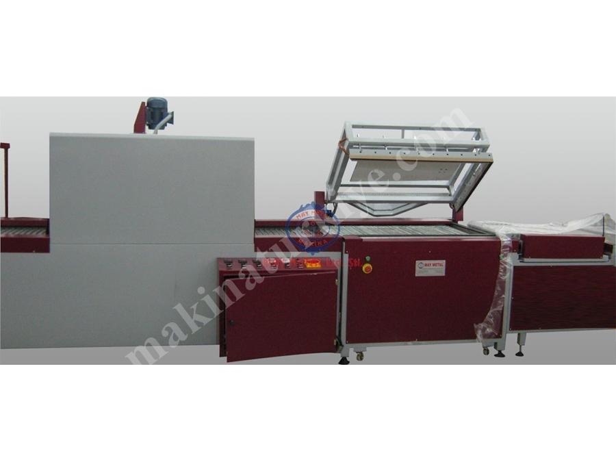 Yarı Otomatik L Çene Pe Shrink Ambalaj Makinesi