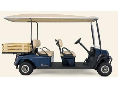 4 Kişilik Kasalı Benzinli Golf Arabası