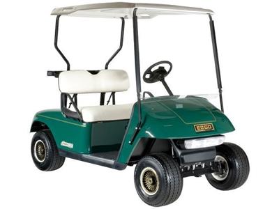 2 Kişilik Elektrikli Golf Arabası