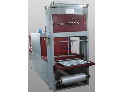 Koli Kutu Matbaa Gıda Tekstil Elektronik Shrink Ambalaj Makinası 70 X 50 Cm