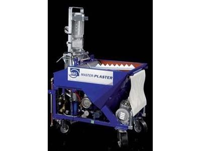 Alçı Sıva Makinası 21 L   BMS