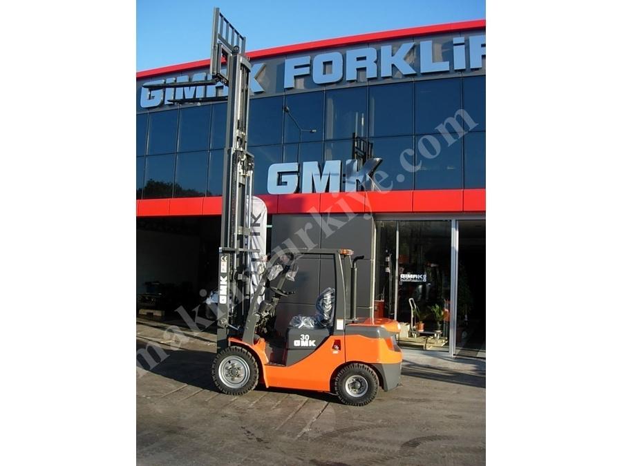 3 Ton Forklift - İsuzu Motor
