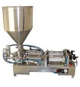 Yarı Otomatik Çift Nozullu Sıvı Dolum Makinası 100-1000 Ml