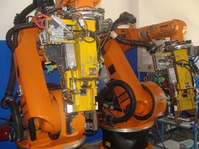 Yükleme Boşaltma Ve Montaj Robotu 200 kg