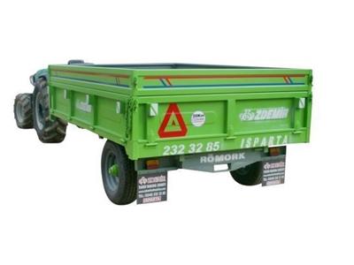 Römork Özdemir 32-001