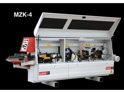 Kenar Bantlama Makinası Mızrak Makina MZK 4