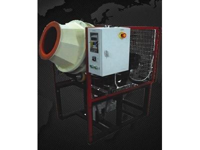 Çapak Alma Ve Yüzey Parlatma Makinası