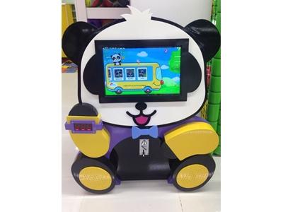 Panda Touhc Toy