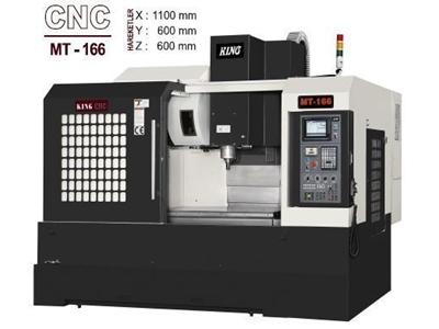 Cnc İşlem Merkezi - 1100x600x600mm