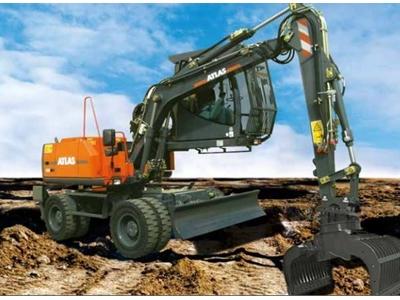 Endüstriyel Eksavatör ( Elleçleme) - 17,5 Ton